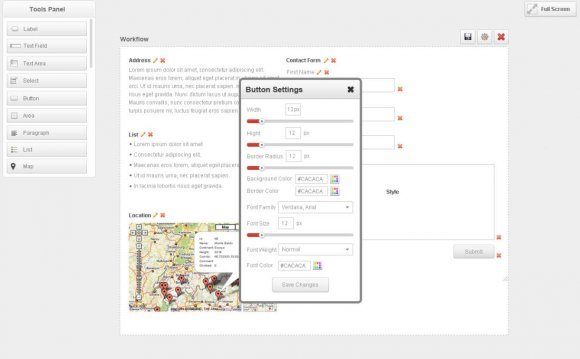 Editor & Web Page Builder!