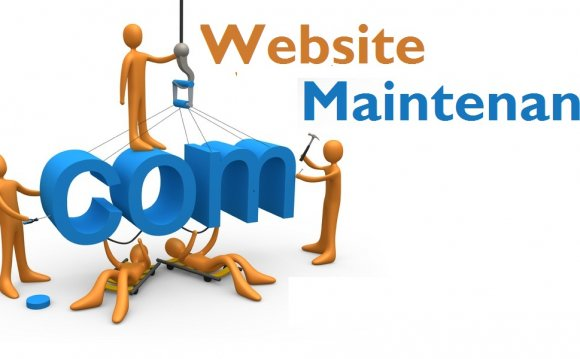 Treat making a web site as