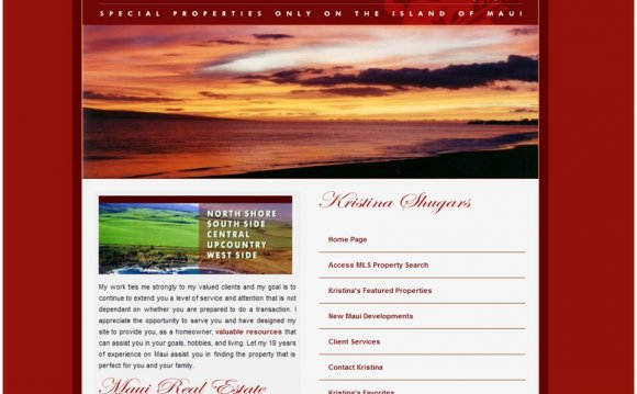 Hawaii Web Design Service