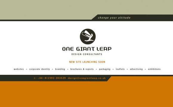 One Giant Leap Design