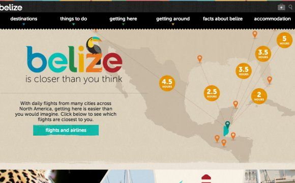 TravelBelize.org immediately
