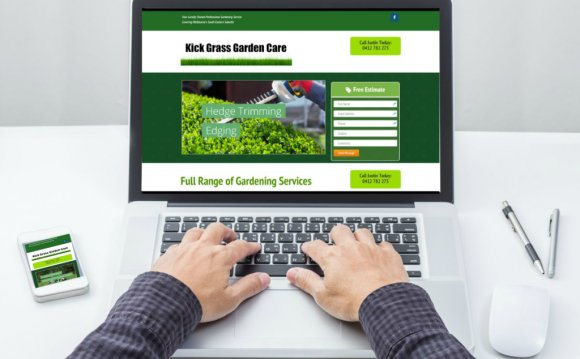 1-Page Website Development for