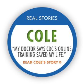 Real Stories: Cole.