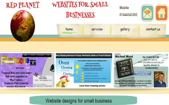 Free Websites for small Businesses
