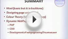 Free Web Design and Development course online in urdu
