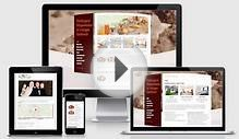 Homepage Webdesign für Hotels und Pensionen - entertain
