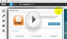 How to add a blog to your Wix website *Updated Video
