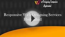 Responsive Website Design Company Hyderabad