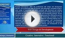 Web Design and Development Company- Presentation of Services.