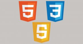 web design langages HTML CSS JavaScrift