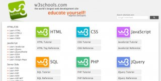 Website Design Tutorials Worth Your Time: w3schools