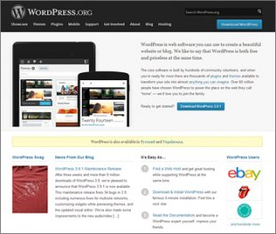Wordpress Website Builder for Blogs